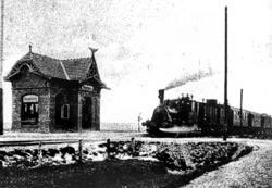 Bahnhof Düneberg