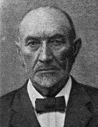 """Carsten Adolf """"Senator"""" Krüger"""