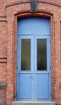 Eingangstür Buntenskampschule